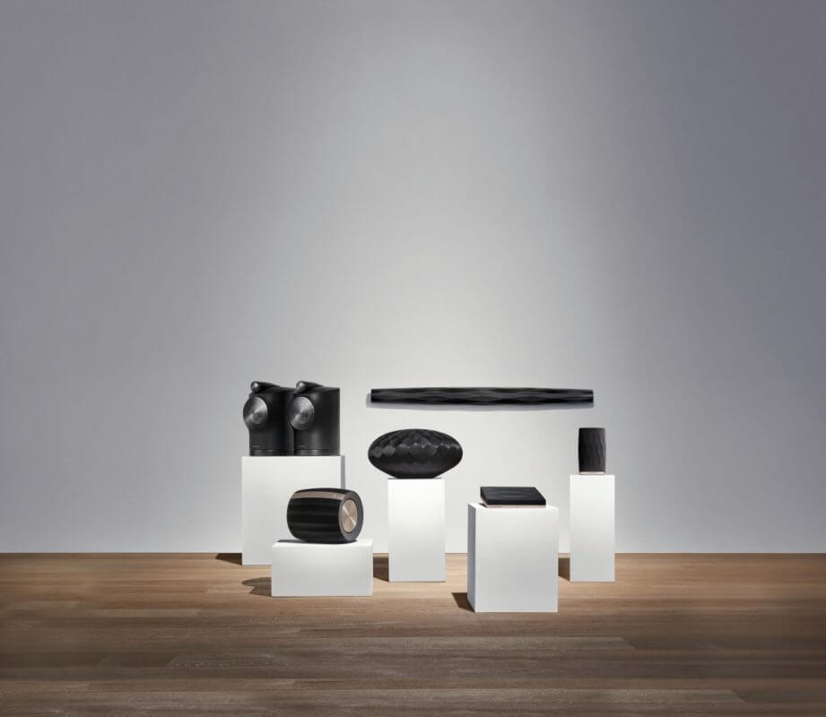 Bowers & Wilkins Formation Suite
