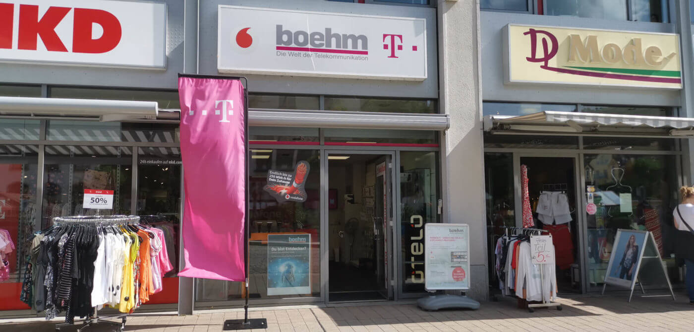 boehm Telekom Partner Aue