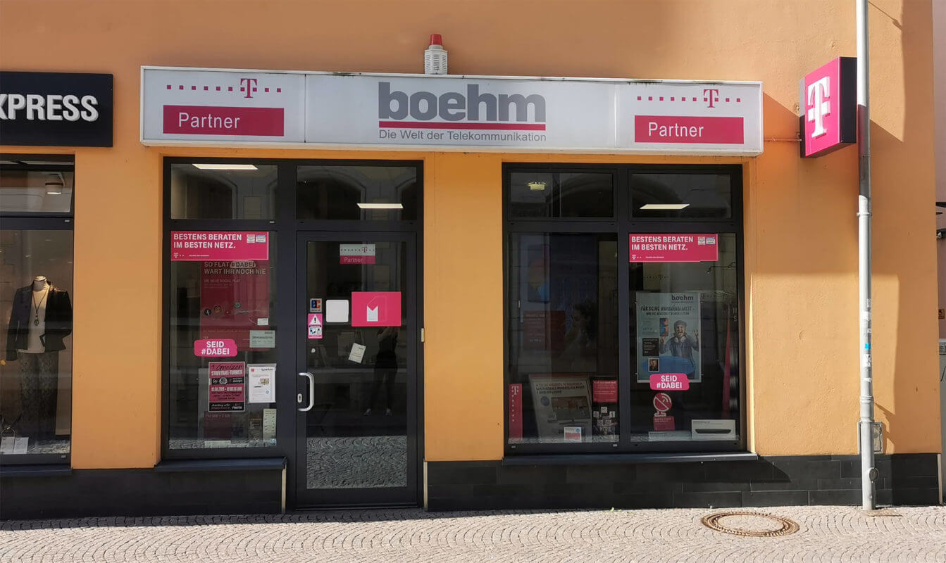 boehm Telekom Partner Greiz