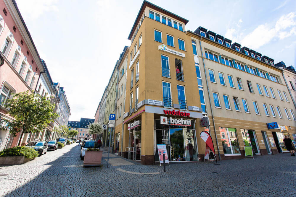 boehm Klostermarkt Plauen