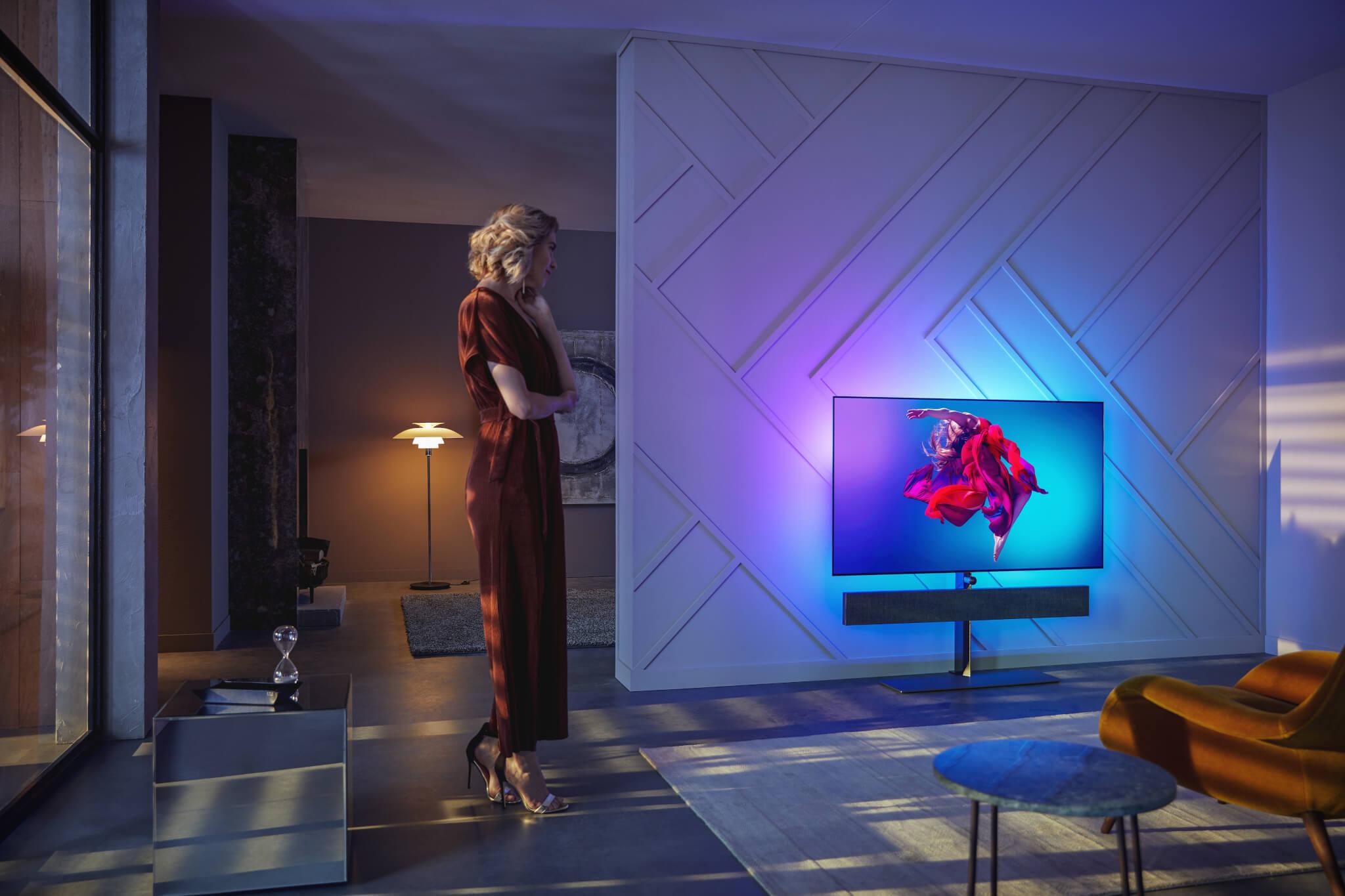 Philips OLED+ 984 TV