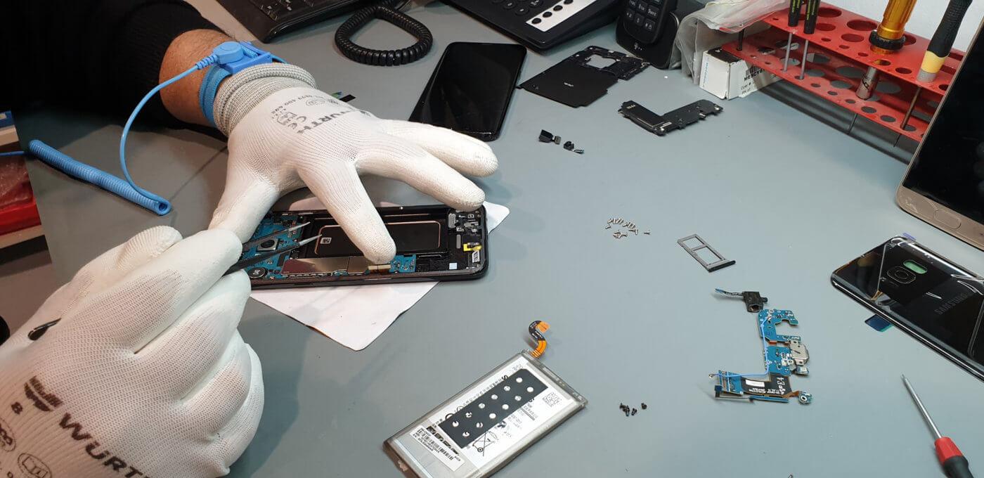 Handy & Smartphone Reparatur Plauen