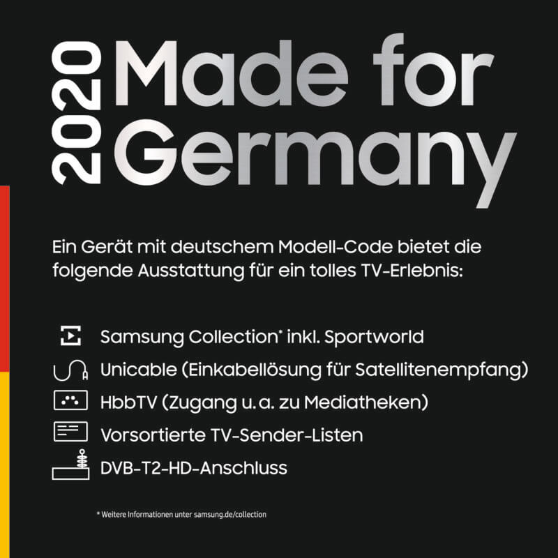 Samsung Made for Germany