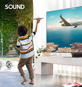 Samsung QLED Sound