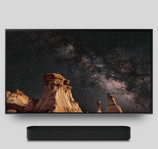 Sonos Beam und TV