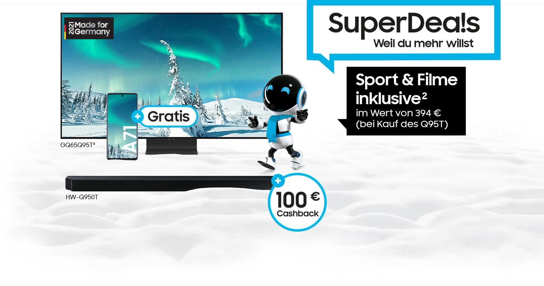 Samsung Superdeals Q1 2021