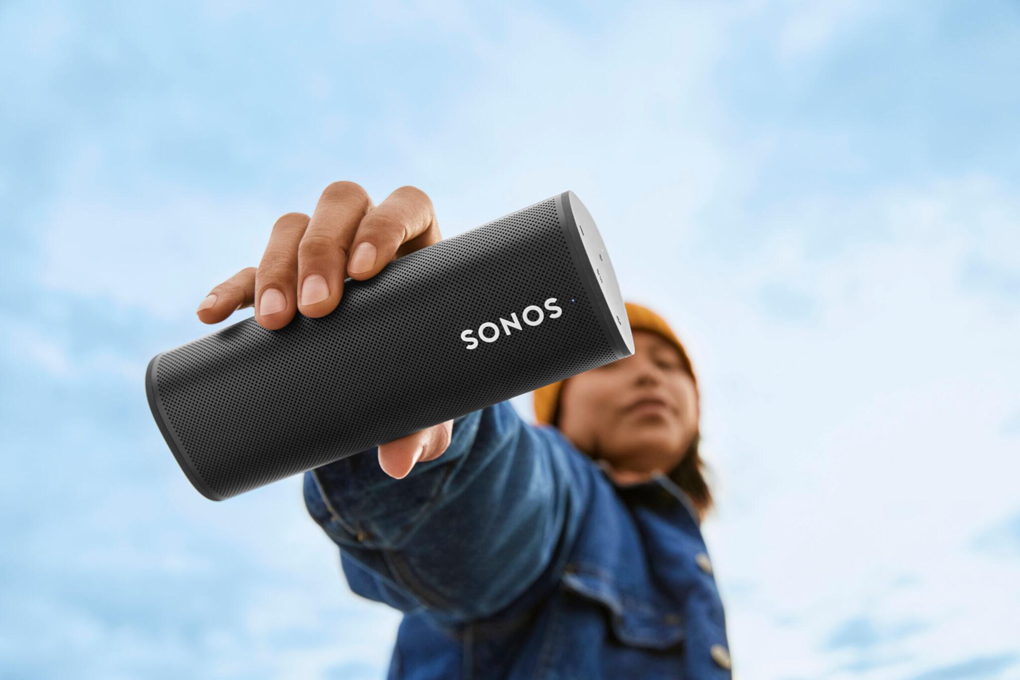 Sonos Roam Mobile Speaker Image 1