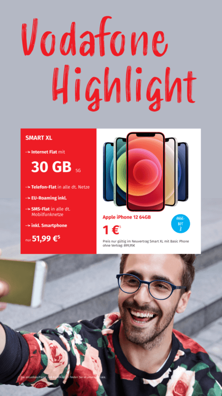 Vodafone Smart Tarif