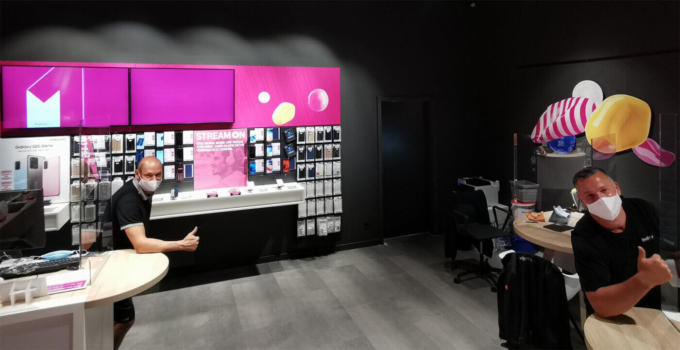 boehm Telekom Shop Globus Weischlitz