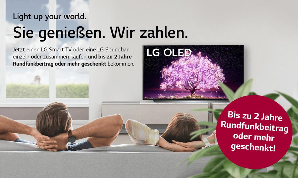 LG Cashback Q2/2020
