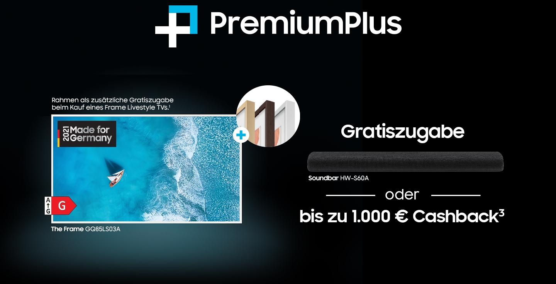 Samsung Premium Plus Aktion Oktober 2021