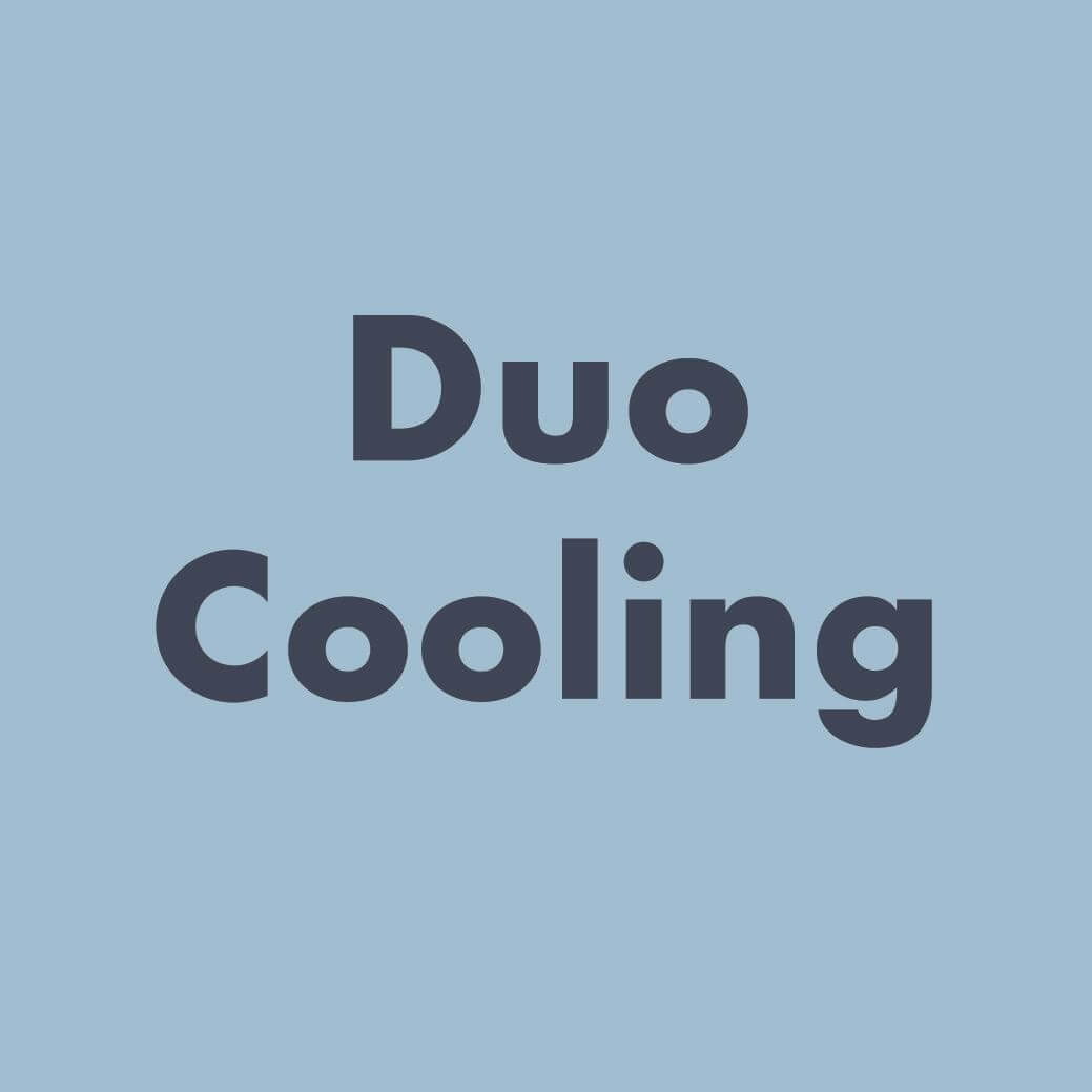 Duo Cooling