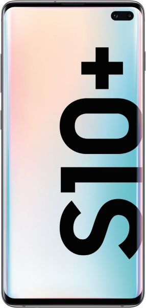 Samsung Galaxy S10+ (128GB) prism black