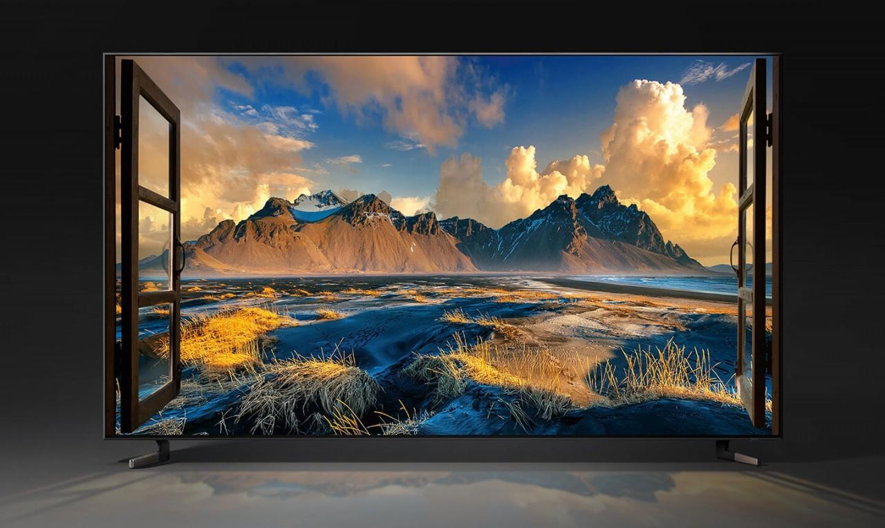 Samsung QLED TV Q900 8K