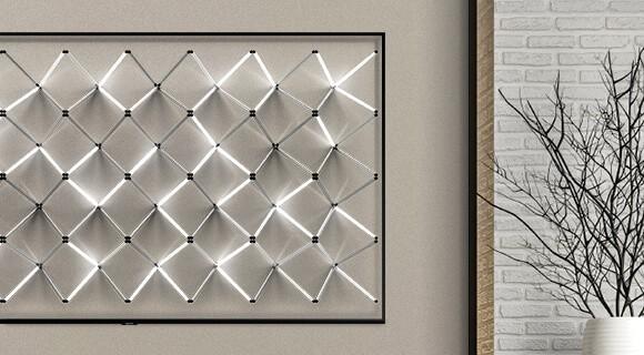 Samsung QLED Ambient Mode Dekorativ