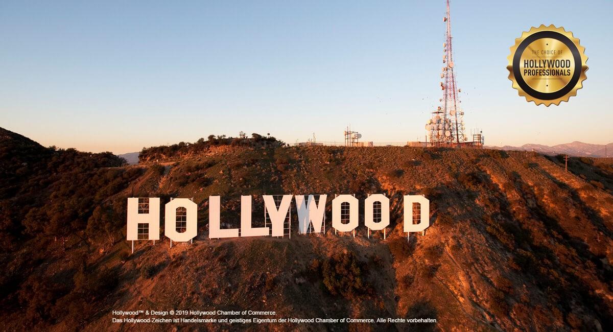 OLED Hollywood Feeling