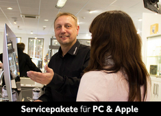 PC, Mac & Apple Service