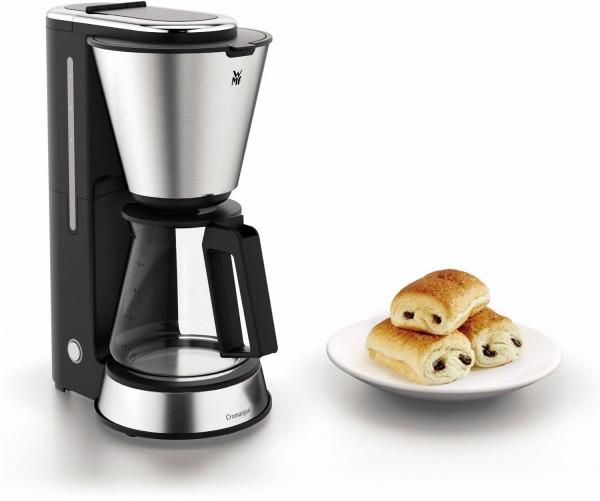 wmf k chenminis kaffeemaschine glas cromargan matt wmf. Black Bedroom Furniture Sets. Home Design Ideas