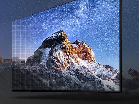 Samsung Q950R AI Upscaling für 8K
