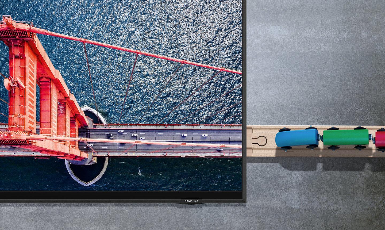 Samsung 8K AI Upscaling