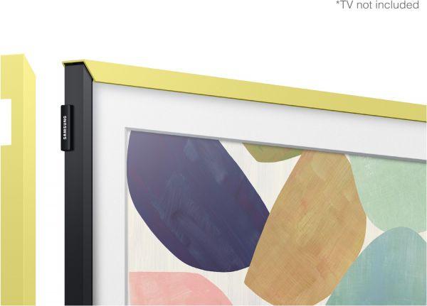 """Samsung Austauschrahmen für 32"""" The Frame TV 2020 gelb"""