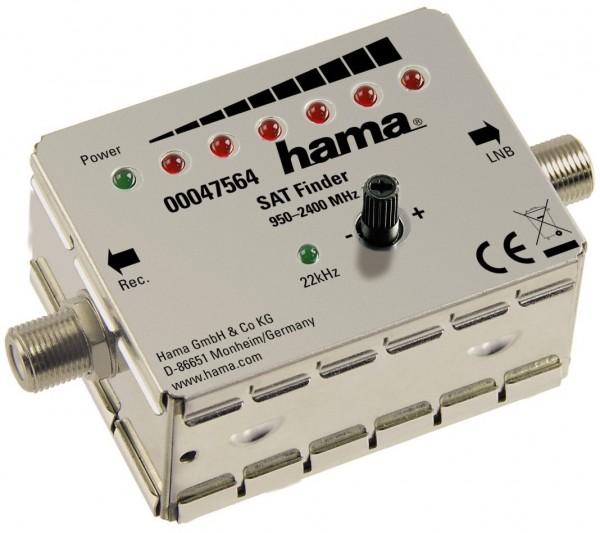 Hama SAT Finder mit LED-Anzeige