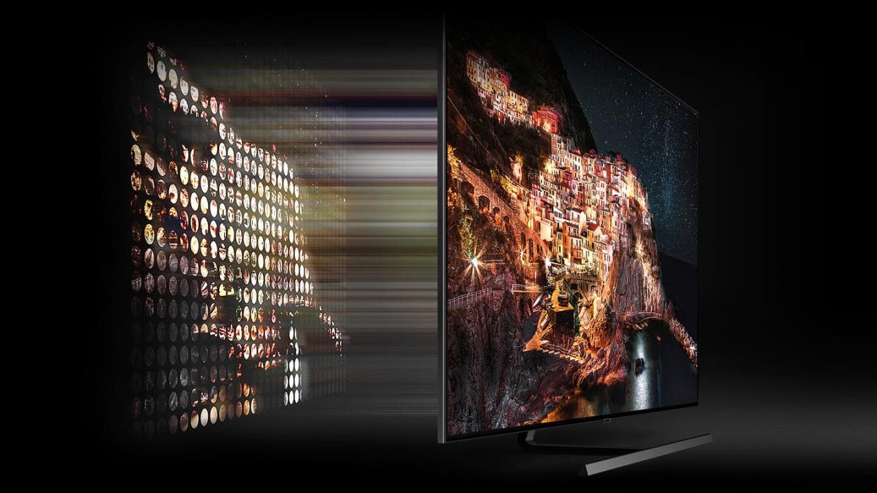 Samsung QLED Direct Full Array LED