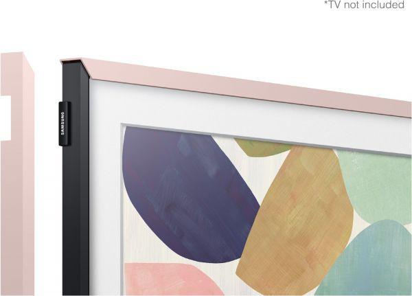 """Samsung Austauschrahmen für 32"""" The Frame TV 2020 rosé"""
