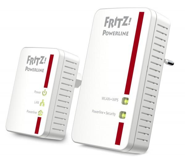 AVM FRITZ!Powerline 540E Set (2 Stück)