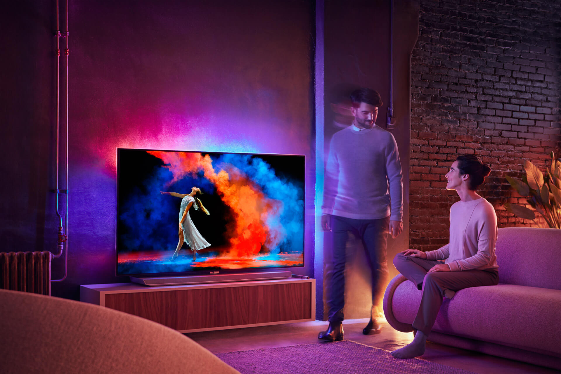 Philips OLED Technologie