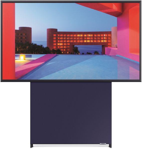 "Samsung GQ 43 LS05TAU - The Sero TV | 43"" (108 cm) navy blue"