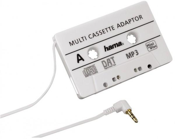 Hama CD-Adapter Auto weiß