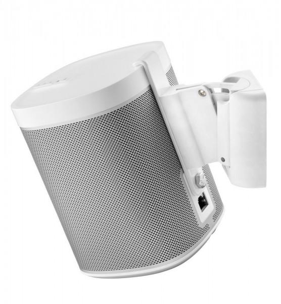Cavus Wandhalter für Sonos Play 1, Stück CMP1W weiß