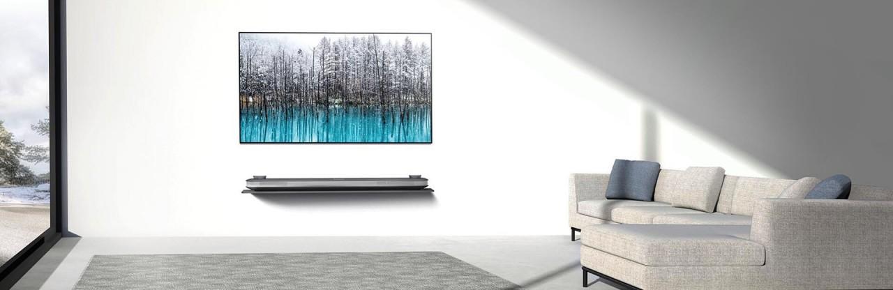 LG OLED TV mit Ai