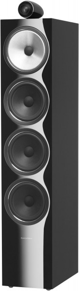 Bowers & Wilkins 702 S2 glossy black