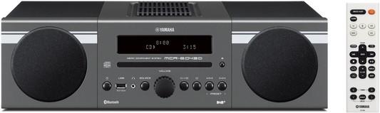 Yamaha MCR-B043D Mikro-Komponentensystem dunkelgrau