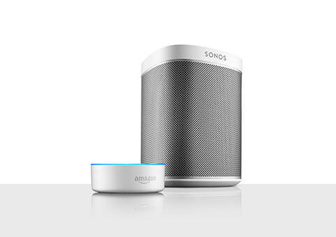 Sonos Play:1 Amazon Alexa