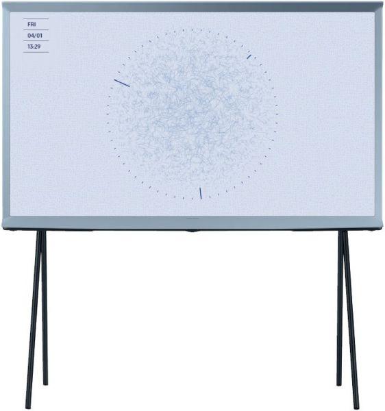 "Samsung GQ 55LS01TBU - The Serif TV | 55"" 8138cm) hellblau"