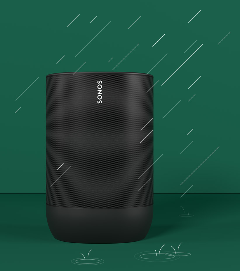 Sonos Move - robust