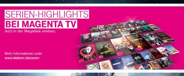 Aus Entertain TV wird Magenta TV.