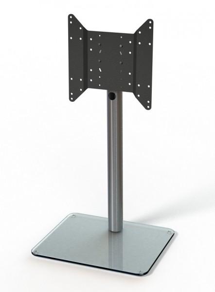 Just-Racks TV600-KG klarglas