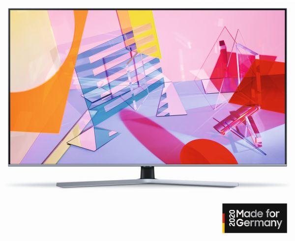 "Samsung GQ 65 Q65 TGUXZG - 4K UHD QLED-TV   65"" (163cm)"