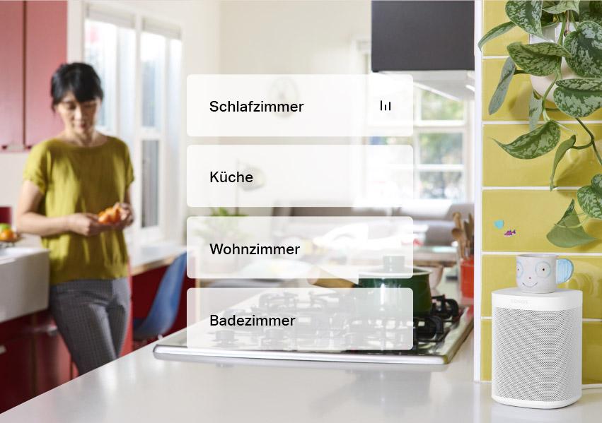 Sonos One SL Multiroom