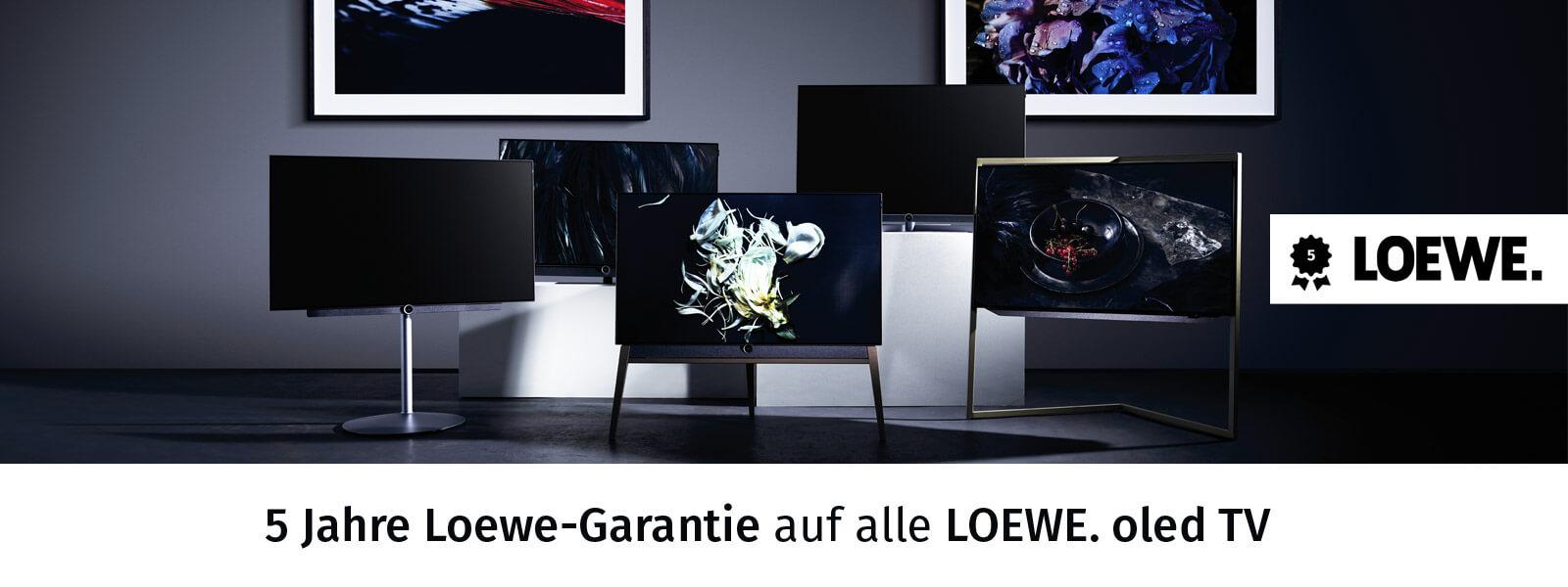 Loewe OLED Fernseher in Plauen - 5 Jahre Garantie