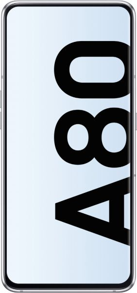 Samsung Galaxy A80 (128GB) ghost white