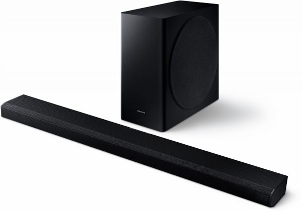 Samsung HW-Q800T 3.1.2 Kanal Dolby Atmos Soundbar mit Sub schwarz