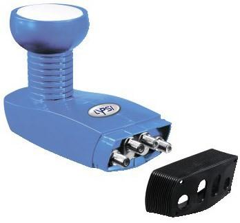 Hama Quad-LNB Lypsi blau