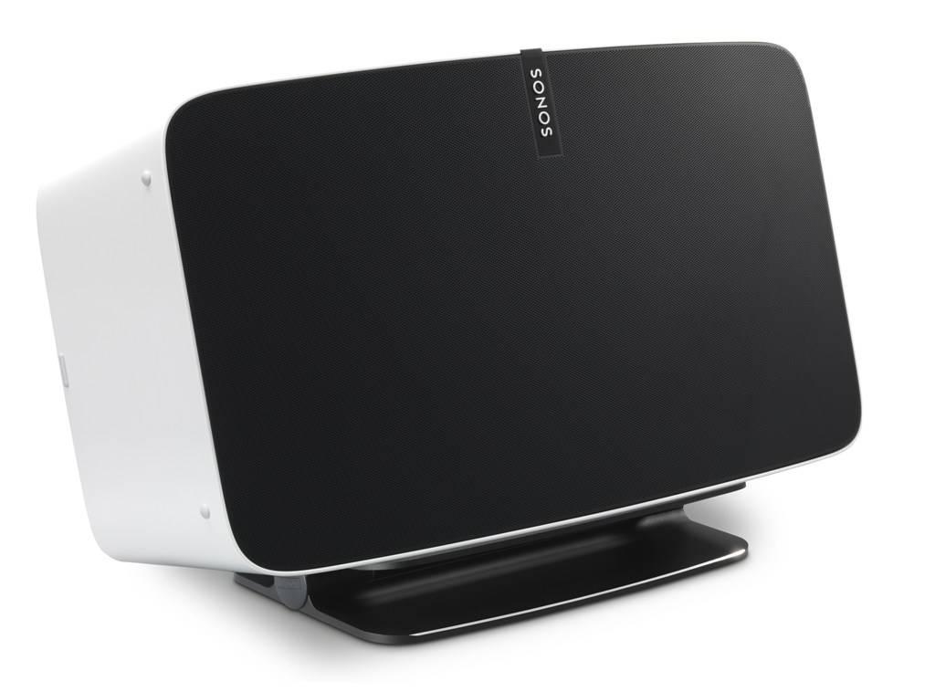 Flexson Desk Stand Für Sonos Play 5 2gen Schwarz Flexson In