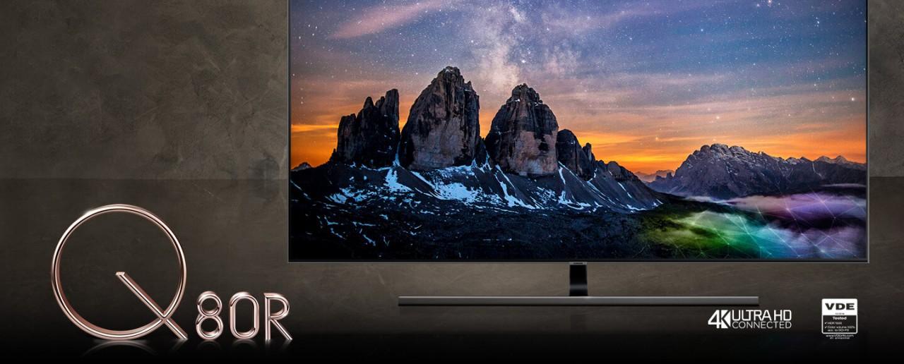 Samsung QLED-TV Q80R bei hifiboehm Plauen