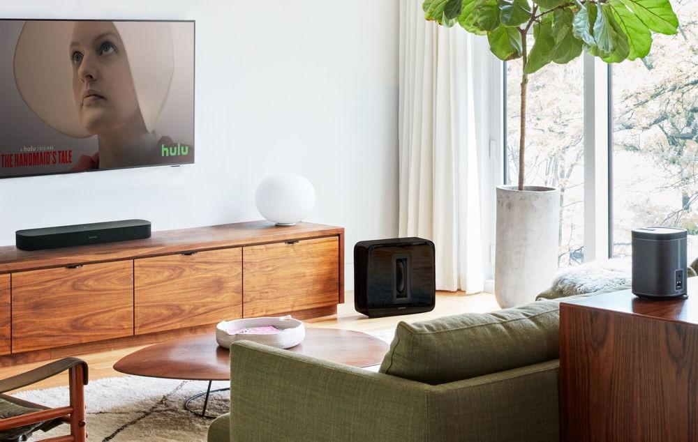 Sonos Beam im Set fürs Heimkino